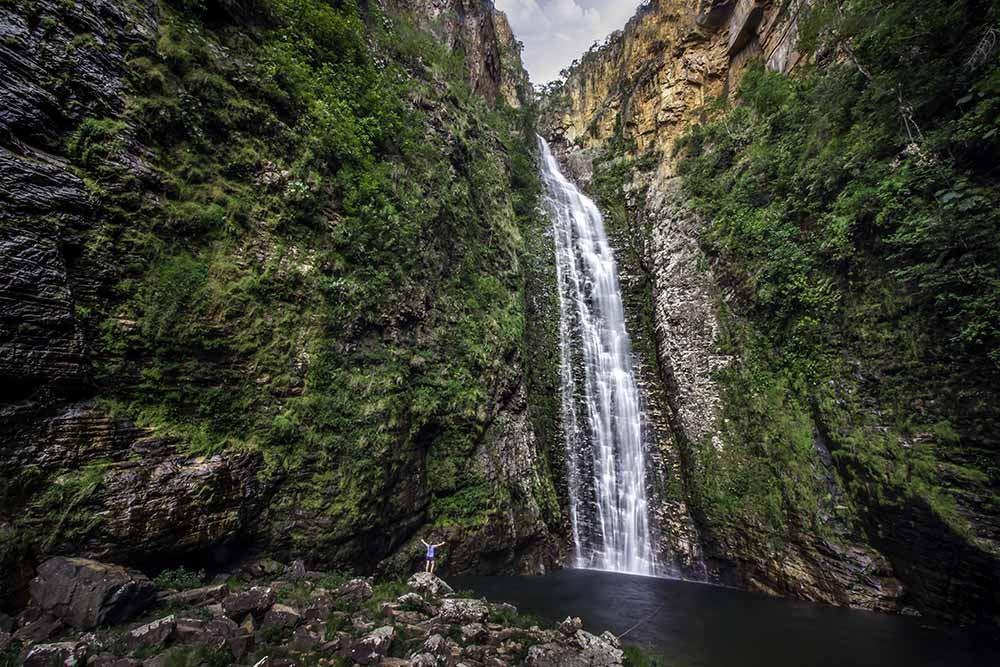 Melhores Cachoeiras na Chapada dos Veadeiros
