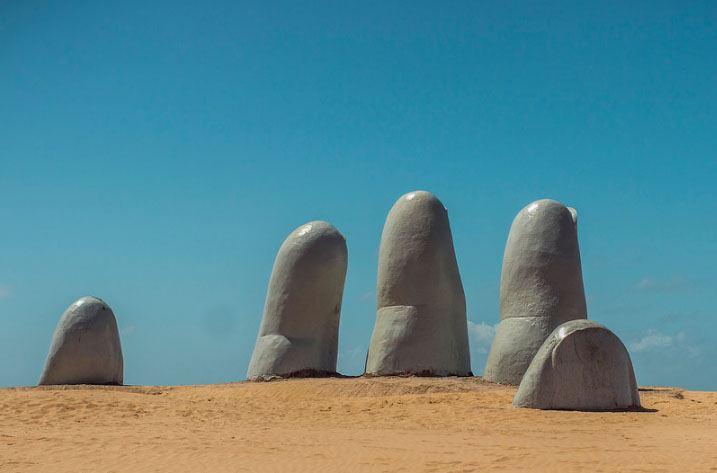 atrações turísticas Uruguai