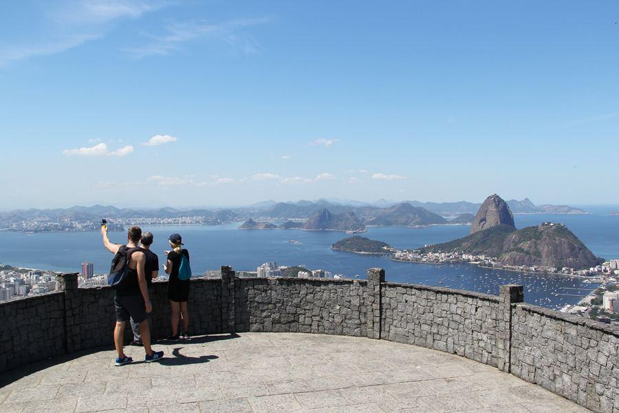 Mirante dona marta Rio de Janeiro