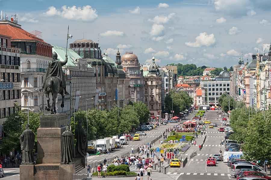 Atrações Turísticas de Praga