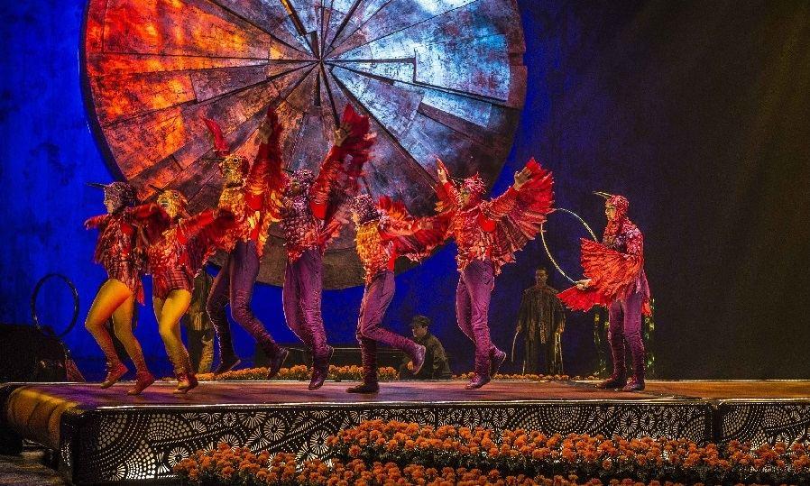Cirque du Soleil plataforma online