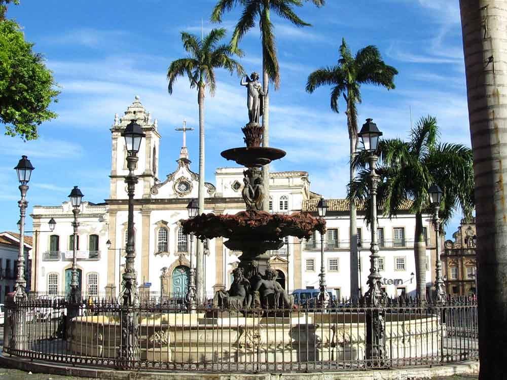 Principais pontos turísticos de Salvador