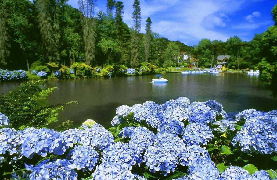 lugares mais lindos para viajar no Brasil