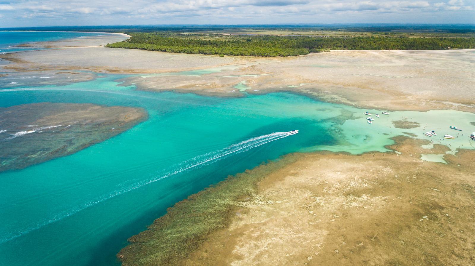 20 praias paradisíacas para conhecer na Bahia