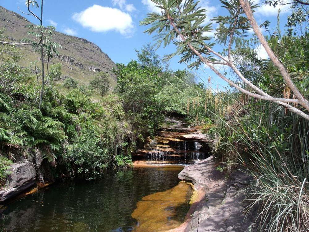 cachoeiras no vale do capao