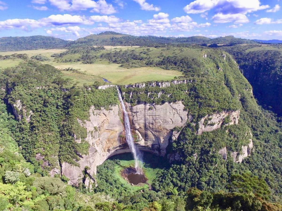 Parque Turístico Cachoeira Papuã